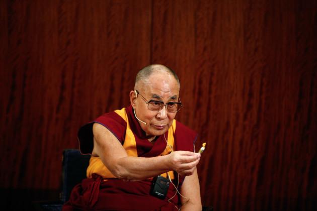 France Dalai Lama