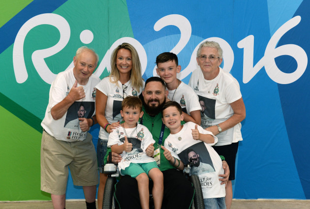 Rio 2016 Paralympic Games - Day 6