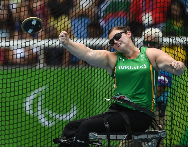 Rio 2016 Paralympic Games - Day 8