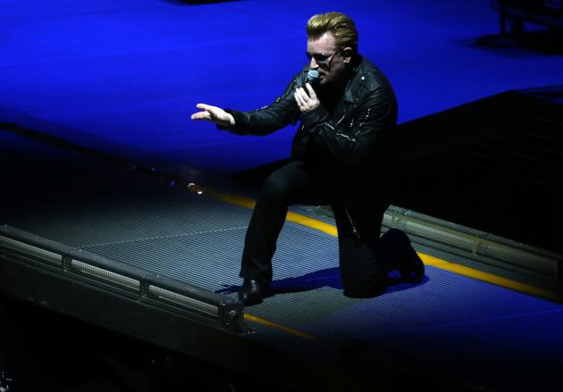 23/11/2015 U2 Rock Concerts