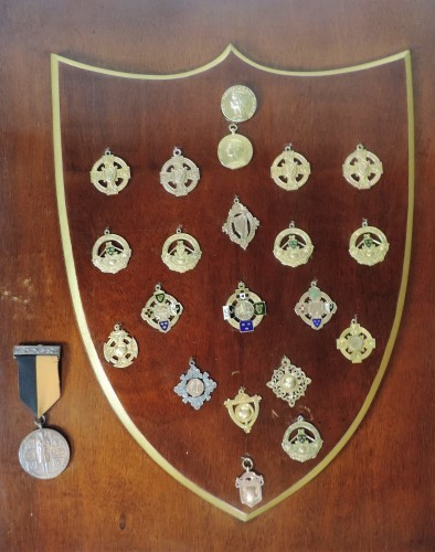 LOT 814 The Joe Barrett G.A.A. Medal Collection - The Man Who Saved Kerry €30,000 - 40,000