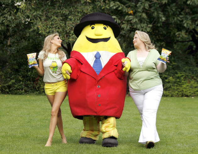 Tayto re-launch Spring Onion. Return of the Pack! Irish favourite Tayto re-launches its Spring Onion Flavour after dedicated superfan Kaye Morrisson, right, launched an appeal on 2FM's Gerry Ryan Show. Tayto Spring Onion arrive back