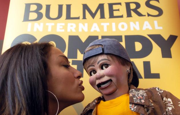 Bulmers Comedy Festivals