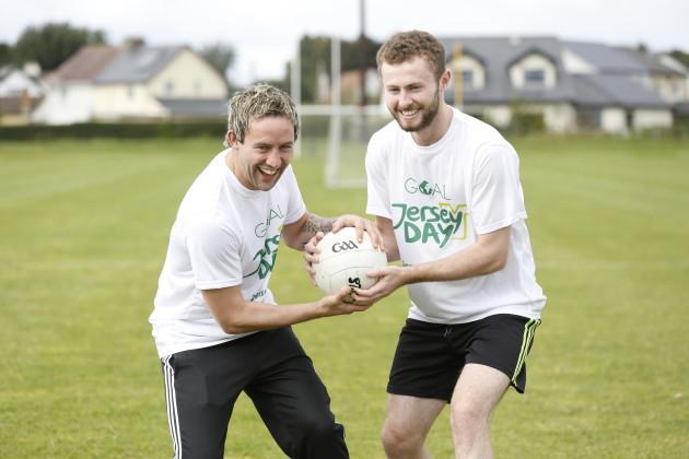 Dublin footballer, Jack Mc