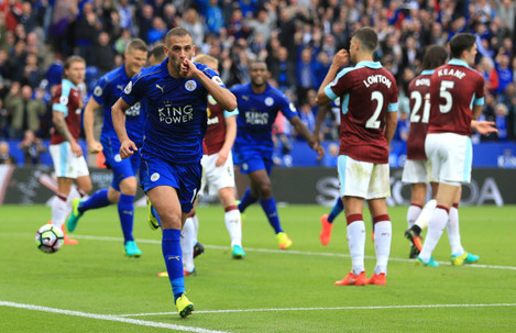 Leicester City v Burnley - Premier League - King Power Stadium