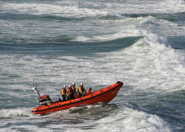 The Bundoran Lifeboat - William Henry Liddington - pic Liam Bromley