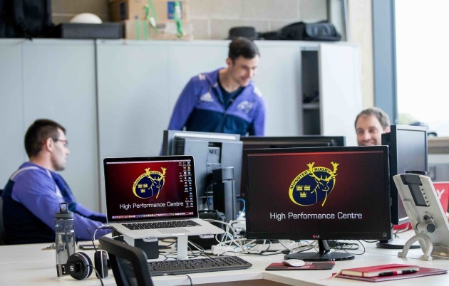 The Coaches Performance Analysis Room