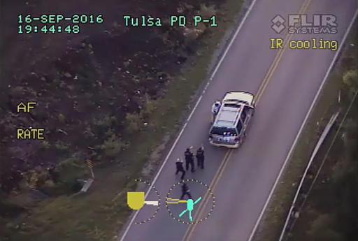 Killing By Police Tulsa