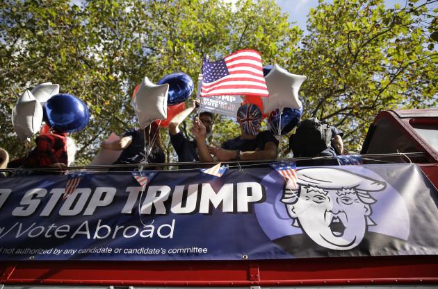 Britain Campaign 2016 Trump