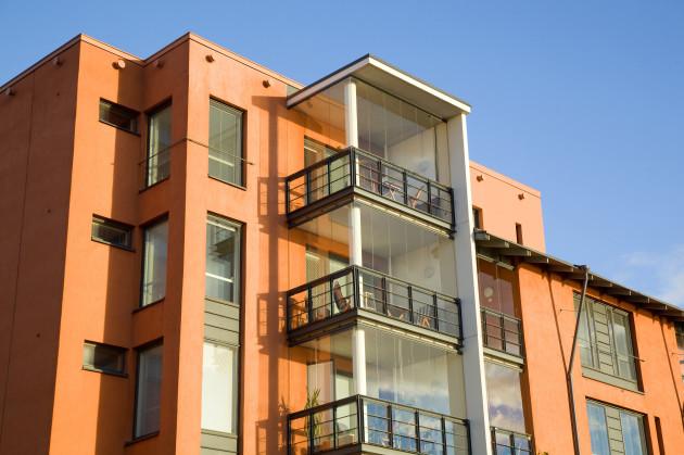apartments stock