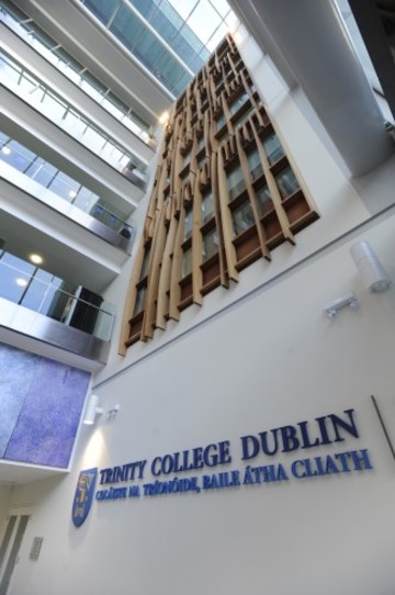 File Photo All but one of Ireland's universities have fallen in international university rankings published today. The tables, compiled by an organisation called QS World University Rankings, see Trinity College and UCD slide by 20 and 22 places respectiv