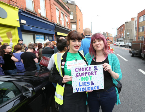 7/9/2016. Abortion Protests Issues