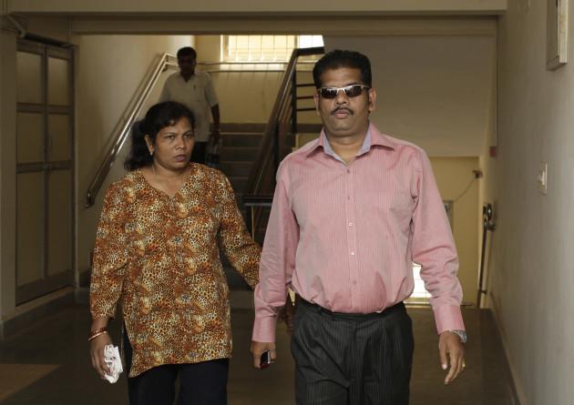 India Britain Tourist Killed