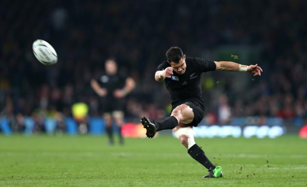 Rugby Union - Rugby World Cup 2015 - Final - New Zealand v Australia - Twickenham