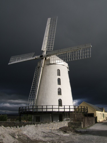 Blennerville Windmill by Boodle2000