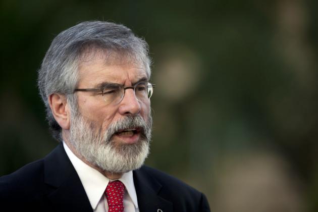 Northern Ireland Sinn Fein Chief