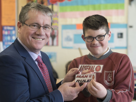 Carlow Pupils net Library Bookmarks Deal