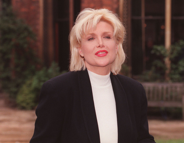 Gennifer Flowers At Oxford