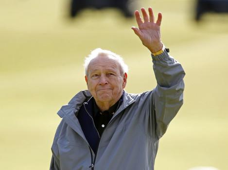 Arnold Palmer File Photo