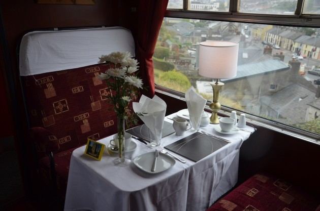 Emerals Isle Express interior setting MR