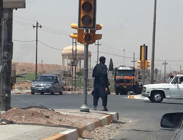 Mideast Iraq Battle For Mosul