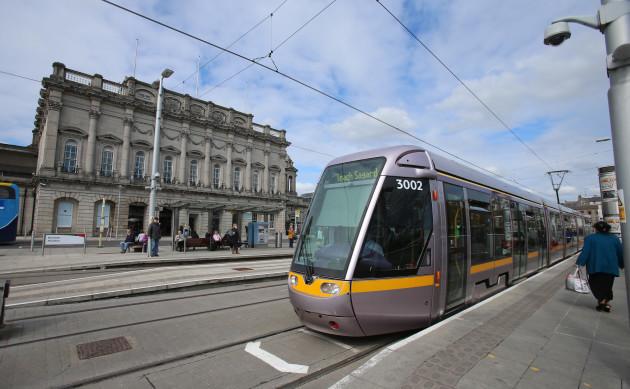 Dublin city stock