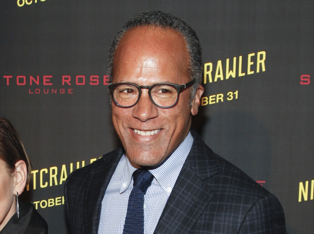 TV-NBC-Lester Holt