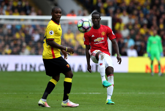 Watford v Manchester United - Premier League - Vicarage Road