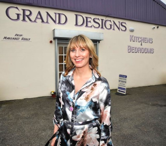 Margaret Reilly of Grand Designs