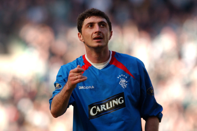 Soccer - Tennents Scottish Cup - Quarter Final - Celtic v Rangers