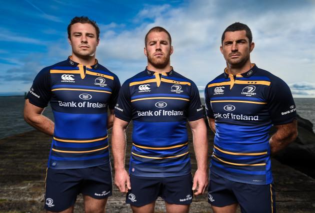 Leinster European Jersey Launch