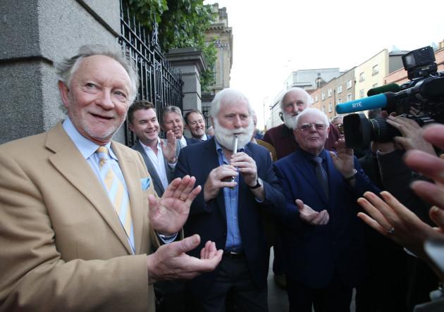 28/09/2016. Launch of the Irish music bill. Pictur