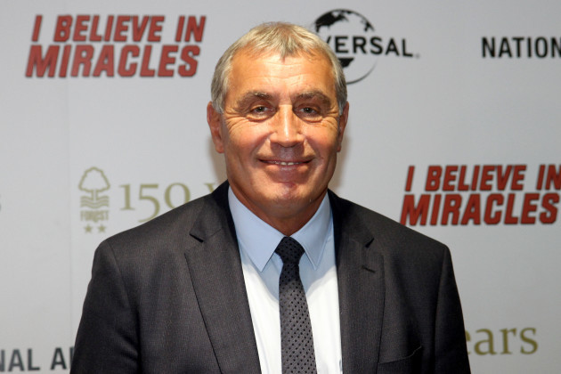 I Believe in Miracles World Film Premiere - The City Ground - Nottingham