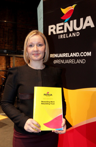 4/1/2016 RENUA Ireland General Election Starts
