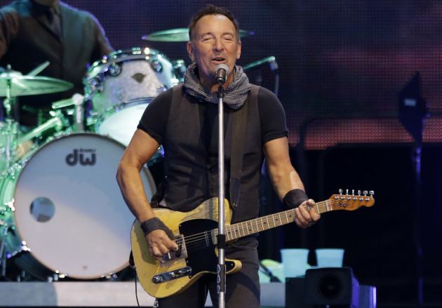 Music Bruce Springsteen