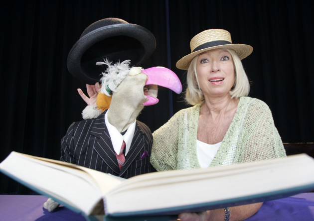 Bloomsday Festival. Anne Doyle and Dustin reading passages from Joyce's Ulysses before announcing full details of the Bloomsday Festival programme today The Bloomsday celebrations run from the 13th to 16th of June at ve