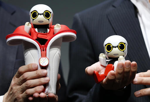Japan Toyota Robot