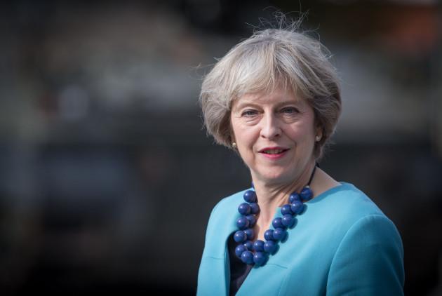 Theresa May 60th birthday