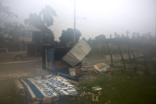 Haiti Tropical Weather