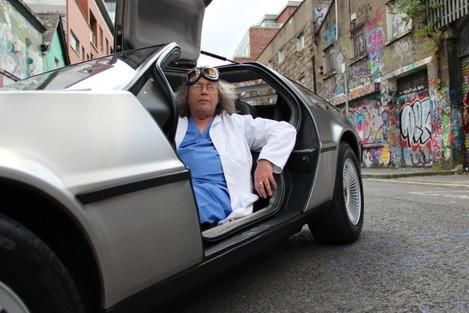 Mick-in-Car