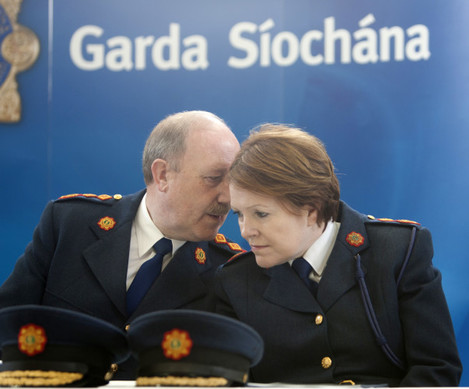 File Photo The gardai are once again in crisis and facing calls for major reform, due to the latest evidence from two senior garda whistleblowers that certain members of garda management engaged in attempts to discredit a previous whistleblower by feeding
