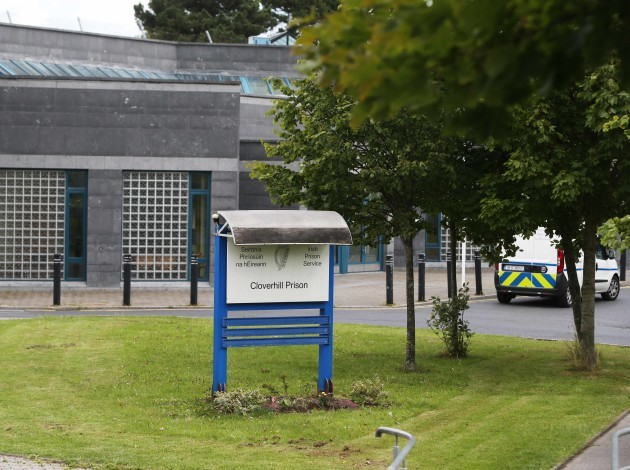 29/7/2015. Cloverhill Prisons Incidents