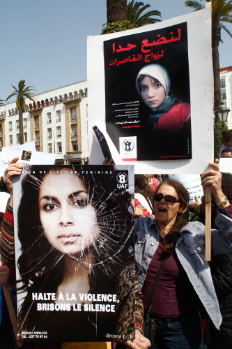 Morocco Rape Outrage
