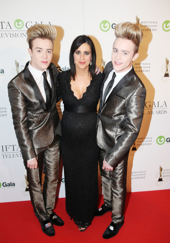 07/10/2016. IFTA Awards . Pictured is Lucy Kennedy
