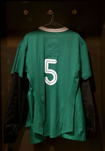 Paul O'Connell's jersey