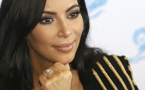 People Kim Kardashian West