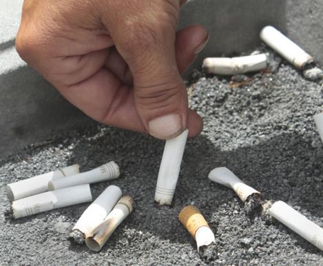 Election California Cigarette Taxes