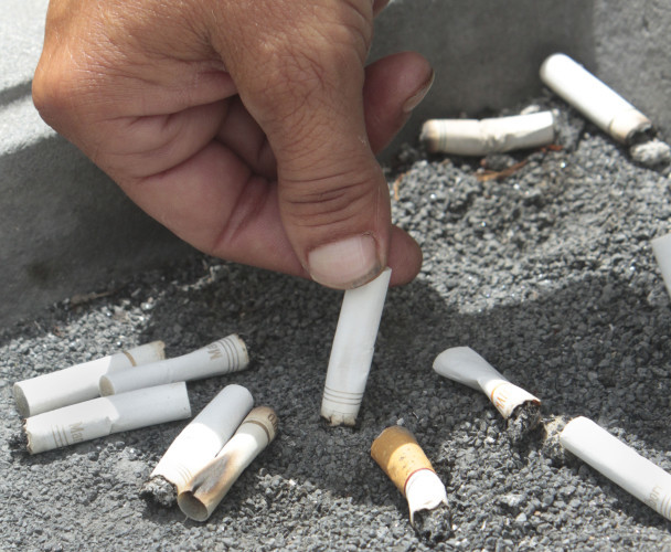Election California Cigarette Taxes