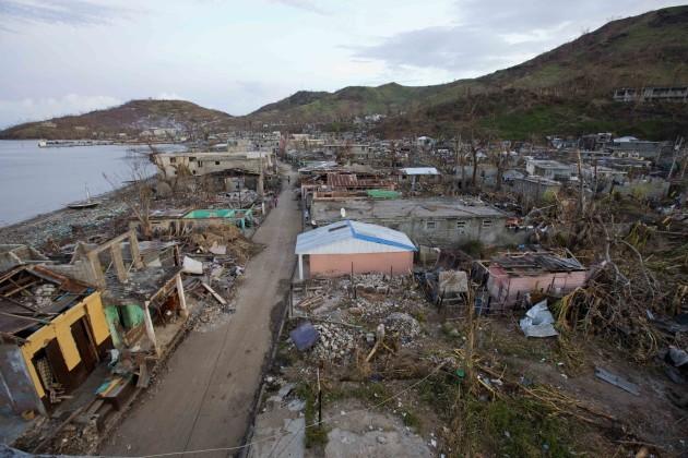 Haiti Hurricane Matthew