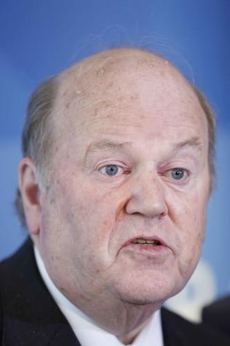 12/10/1026. Minister Michael Noonan after he meet